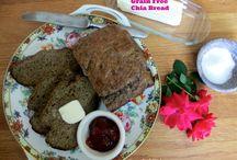 Paleo Breads/Muffins/Scones / by Leslie Brinkley Lawson