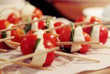 Appetizer Minis / by Barbara Esposito