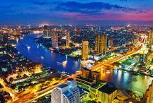 Bangkok / by Pathumwan Princess Hotel Bangkok