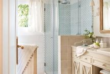 New Master Bath / by Stephanie Anton-Velos