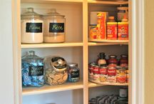 Organization Idea / Help me get #organized. All sorts of organization ideas that I love!  / by Briana Carter