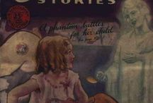 Ghost stories / by Francine Falsone Haas