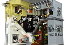 The Ultimate LEGO Challenge / Do you believe LEGO is only for kids? Think again. This board will challenge creative abilities as you attempt to keep up with some of the greatest LEGO builders around the world! / by Brian Pilati