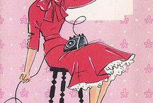 Vintage Cards & Postcards / by Denise Cranford Kearney