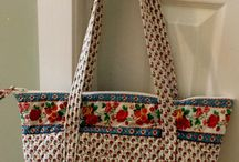 Vera Bradley / Handbags and more! LOVE Vera B! / by Karen Copple