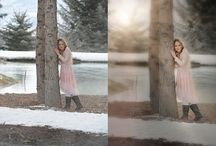 Photoshop tips by Frosted Productions / by Amber Bauerle