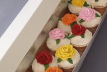 CUPPIE CAKES  / by Tina Smith
