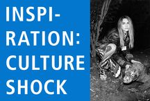 SS Inspiration: Culture Shock /   / by Shellys London