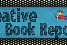 4 book report ideas / by Kris Davis