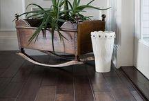 Flooring / by Tiffani Frandsen