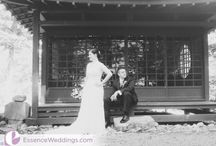 Suburban Wedding Photography Locations / by Essence Photo and Video