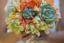 lovely flower ideas / by Mary @ At Home on the Bay