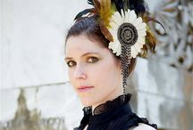 Hair Accessories - Fascinators / by Botanical Bird  Jewelry
