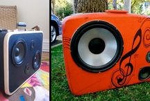 New Uses for Suitcases / by Deb Lee