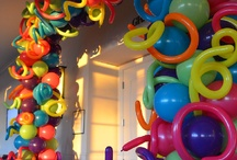 Arches and Columns  / by Balloon Warehouse