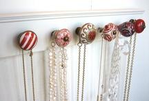 Jewelry + Orangizers / by Ann Lincoln Bozzelli