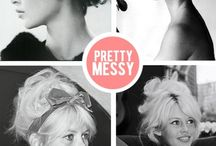 Oh my, hair / by Mary Russell