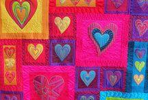 Quilts / by Cat's Niche-n-Stitch