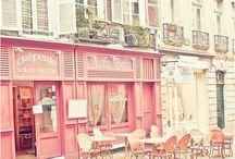 Paris / All the reasons I love Paris. / by Summer Bellessa