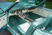 Auto & Truck Interiors / by Dave Taylor