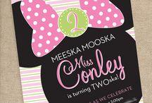 Birthday party ideas / by Brian-Jessica Crossley