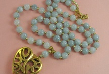 jewelry, beading / by Sonia