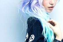 Hair  / by DeLaine O
