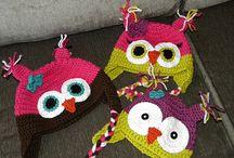 Hooks and Needles - Crocheting / Knitting / Needle Crafts / Yarn / by Karen Evans