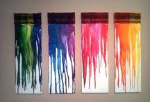 Crayon Art / by Cheralee Shipowick-Filion