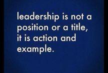Leadership / by Brad Brown