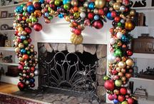 Christmas Decor / All but trees! / by Mindy Geist
