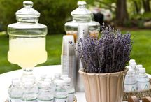 Vintage lavender wedding / by Fancy That