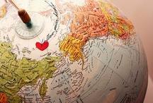 I'd Go the Whole Wide World / by Martha Fetzer