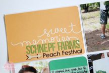 Scrapbooking {Project Life} / by Cortnie Dykstra