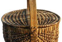 Baskets / by Marjorie Pepmeier