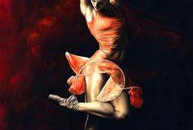 DANCE / by April Patricia