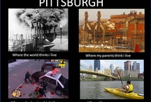 Pittsburgh / by Becca Sarvey