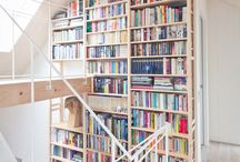 book nooks / by Nicole Collins