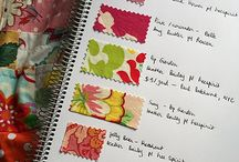 Fabrics / by Ana Burmester Baptista