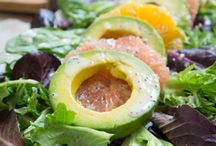 Salads / by Pat Moss