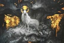 Art - Fantasy Illustrations / by Chad Mercree