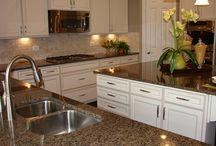 Kitchen remodel / by Elisa Wilson