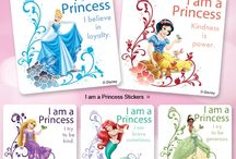 A Disney Princess holds the power of a smile. / by SmileMakers