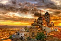 Visit - Spain / by Katherine