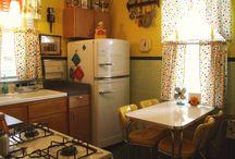 Kitchens / by Stephanie C