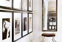 Hallway, Nook,  Pillar & Stairs / by Lisa Wong