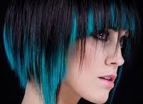 hair styles,haircuts and color / by Bridget Matherne