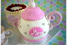 birthday cakes / by Randee Hallmark