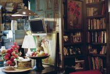 Bookshelf / by Becky Lewis