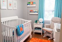Nursery/ kid rooms / by Jessica H